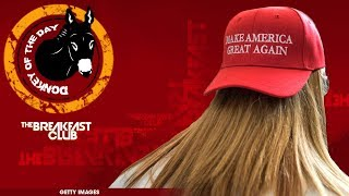 Download Girls Visit Howard University With 'Make America Great Again' Hats, Complain For Getting Harassed Video