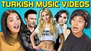 Download TEENS REACT TO TURKISH POP SONGS Video