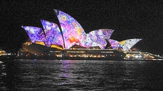 Download Vivid 2016 Time lapse - Sydney Opera House light up ! Video