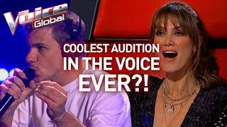Download INCREDIBLE looping artist WINS The Voice | Winner's Journey #4 Video