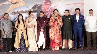 Download Manikarnika:Queen Of Jhansi Official Trailer Launch Complete Video HD-Kangana Ranaut,Anikta Lokhande Video