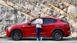 Download NEW Alfa Romeo Stelvio Quadrifoglio 2018 - First Drive Video