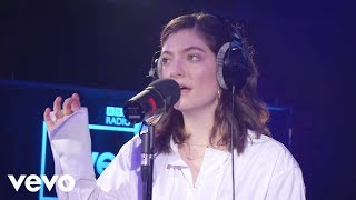 Download Lorde - In The Air Tonight (Phil Collins cover) in the Live Lounge Video