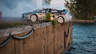 Download [HOONIGAN] Ken Block's GYMKHANA NINE: Raw Industrial Playground Video