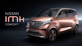 Download The Nissan IMk Concept – The Ultimate EV Urban Commuter Video