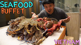 Download BEST All You Can Eat SEAFOOD Buffet in Saigon VIETNAM! Video