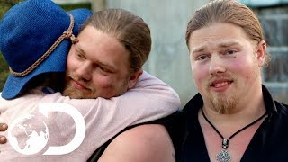 Download Brown Family Homecoming: Noah Returns To Join The Wolfpack | Alaskan Bush People Video