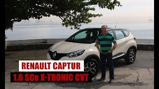 Download Impressões do Captur com novo câmbio X-tronic CVT Video