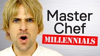 Download MASTERCHEF MILLENNIALS Video