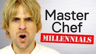 Download MASTERCHEF MILLENNIALS Video
