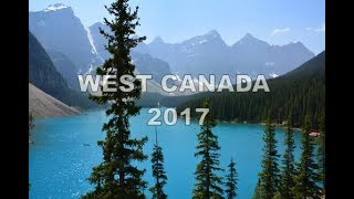Download Travel guide West Canada 2017, Vancouver, Banff national park, Jasper national park, Victoria Video
