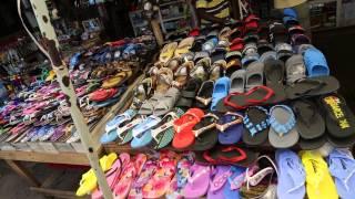 Download Gambie Marché royal Albert à Banjul / Gambia Banjul Royal Albert market Video