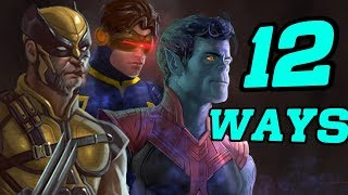 Download 12 Ways The X-Men Could Join The MCU Video