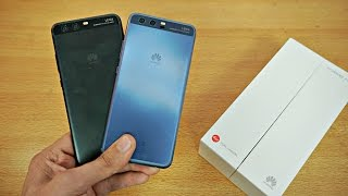 Download Huawei P10 Dazzling BLUE - Unboxing & First Look! (4K) Video