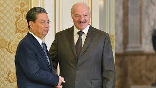 Download Что обсуждали Александр Лукашенко и Чжао Лэцзи? Video