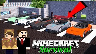 Download BELI 5 MOBIL MEWAH MILYARAN ! Minecraft Survival #22 Video