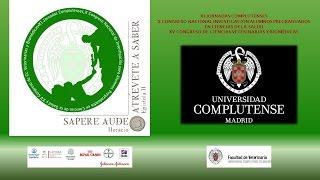 Download XI JORNADAS COMPLUTENSES X CONGRESO NACIONAL INVESTIGACIÓN CIENCIAS DE LA SALUD.UCM Video