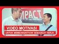 Download Video Motivasi Jamil Azzaini - VIDEO MOTIVASI UNTUK MEMBANGKITKAN SEMANGAT KERJA Video