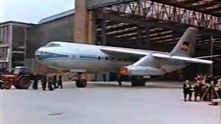 Download Baade 152 Jetliner Promo Film - 1960 Video