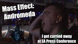 Download Mass Effect: Andromeda - I lose my mind at EA 2015 E3 Press Conference (1080p) HD! Video