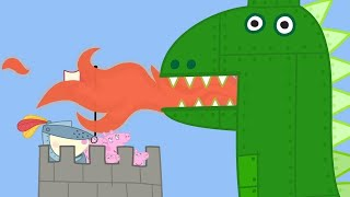 Download Best of Peppa Pig | The Castle | Cartoons for Children Video
