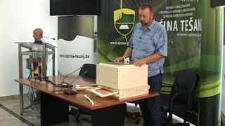 Download Collecting Bees Poison - lecture by Sulejman Jakupović Video