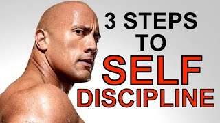 Download 3 Proven Methods For Gaining Self Discipline Video