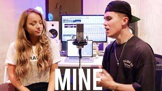 Download Bazzi - Mine (Emma Heesters & Liam Ferrari Cover) Video
