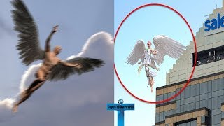 Download Top 10 Angels Caught On Camera Flying & Spotted In Real Life Angel Sightings Video