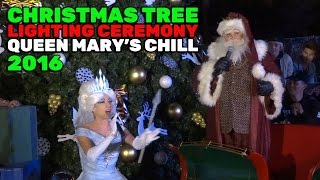 Download Christmas tree lighting ceremony with New District and Santa Claus at Queen Mary's Chill 2016 Video