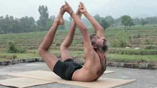 Download Advanced Traditional Hatha Yoga with Babu Raj. Flexibility & Strength from the Himalayas, India Video