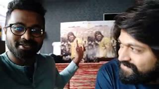 Download Exclusive: KGF star Yash thanks Three Wise Men Video