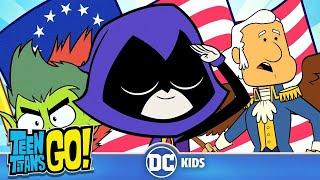 Download Teen Titans Go! em Português | Soco de Liberdade! | DC Kids Video