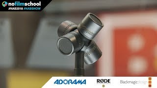 Download RØDE's New NT-SF1 Ambisonic Mic Will Allow Full Audio Reshaping in Post Video