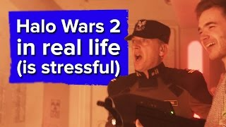 Download We played Halo Wars 2 in real life (and found it all rather stressful) Video