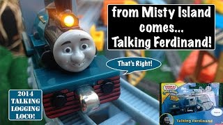 Download Unboxing New Thomas & Friends 2014 Take-n-Play Talking Ferdinand! Video