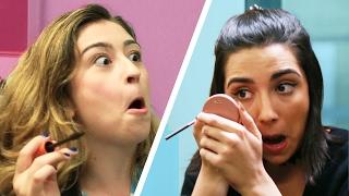 Download Subway Makeup Challenge Video