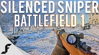 Download Using a Silencer in Battlefield 1 Video