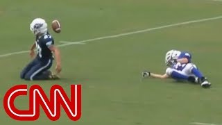 Download Catch lands 13-year-old on SportsCenter Video
