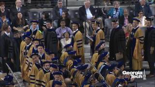 Download Spring 2017 Commencement Doctoral Hooding Ceremony Video