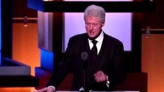 Download President Bill Clinton Honors President George H. W. Bush Video