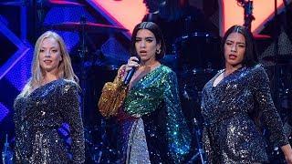Download Dua Lipa - Live From The 2018 Z100's Jingle Ball Video