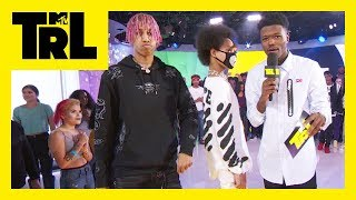 Download Ayo & Teo Compete With Fans In 'Step Off' | TRL Weekdays at 4pm Video