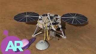 Download Insight aterriza exitosamente en Marte. Video