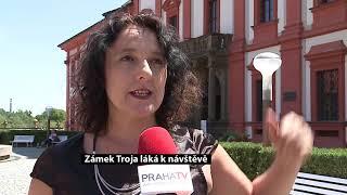Download Zámek Troja láká k návštěvě Video