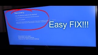 Download 3 EASY WAYS TO FIX BOOT UP ERROR WINDOWS 7 8 10 BLUE SCREEN OF DEATH (BSoD) Video