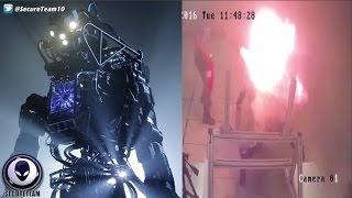 Download NASA Secret Military Robot Explodes! Meet Your Terminator 10/28/16 Video