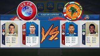 Download EUROPA vs SUDAMERICA... SÓLO PUEDE GANAR 1 Video
