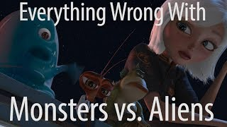 Download Everything Wrong With Monsters vs. Aliens Video