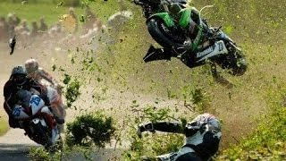 Download Compilation of Motocycle Crashes on Isle of Man! Video
